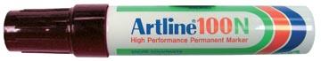 Marqueur permanent Artline 100, noir