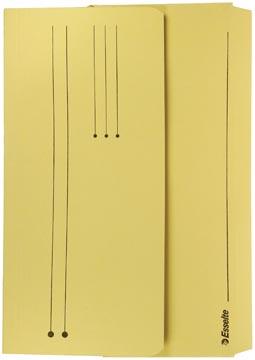 Esselte Pochette documents Pocket File jaune