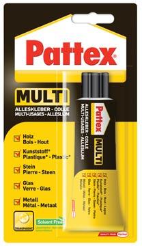 Pattex colle multi-usages Multi, tube de 50 g