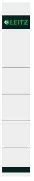 Leitz étiquettes dos ft 190 x 32 mm gris, paquet de 10 pièces
