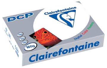 Clairefontaine DCP papier de présentation, A4, 160 g, paquet van 250 feuilles