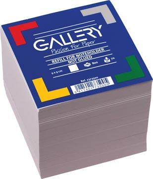 Gallery Recharge cube-mémo