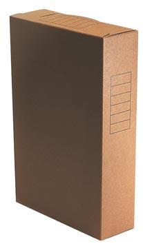 Class'ex boîte à archives, ft 35 x 23 cm (folio), dos de 8 cm