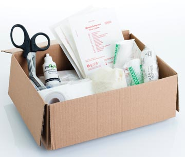 Recharge pour kit de secours B