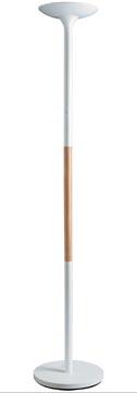 Unilux lampadaire Pryska, lampe LED, blanc