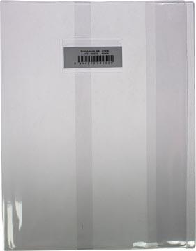 Bronyl protège-cahiers, ft 21 x 29,7 cm (A4), cristal