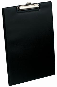 Elba plaque à pince Basics, noir