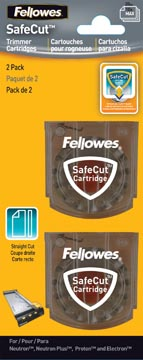 Fellowes SafeCut lames