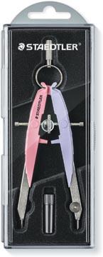 Staedtler compas Mars Comfort 556, rose-lavande pastel