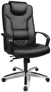 Topstar fauteuil de direction Comfort Point 50, noir