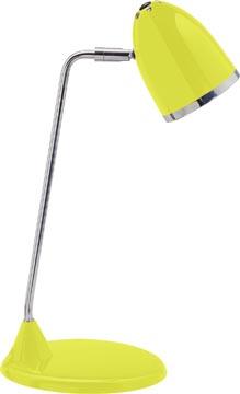 Maul lampe de bureau MAULstarlet, lampe économique, jaune