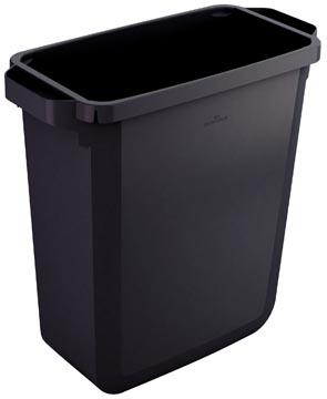 Durable poubelle Durabin 60 litre, noir