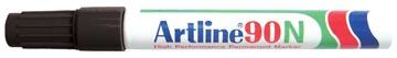 Marqueur permanent Artline 90, noir
