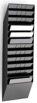 Durable Flexiboxx 12 A4 Landscape noir