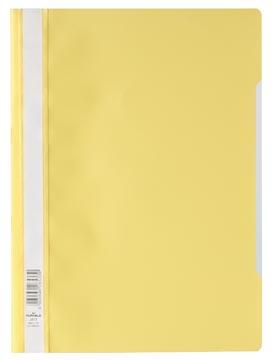 Durable farde à devis, ft A4, jaune