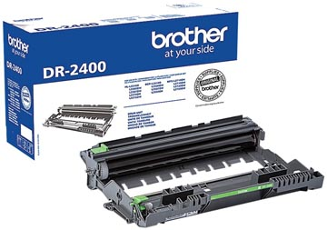 Brother tambour, 12.000 pages, OEM DR-2400, noir