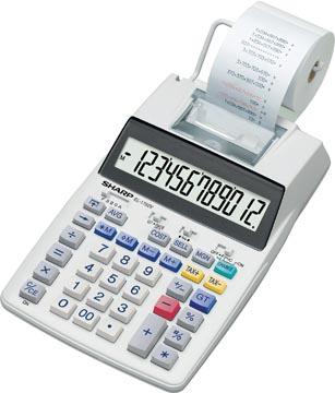 Sharp calculatirce de bureau EL-1750V