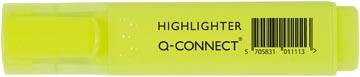Q-Connect surligneur, jaune
