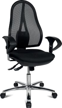 Topstar chaise de bureau Open Point SY Deluxe, noir