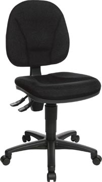 Topstar chaise de bureau Point 10, noir