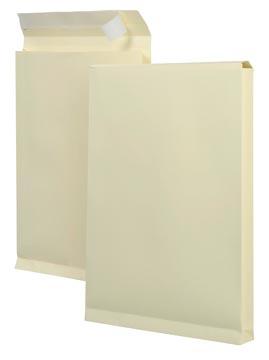 Bong enveloppe à fond soufflet, ft 262 x 371 x 38 mm, boîte de 125 pièces
