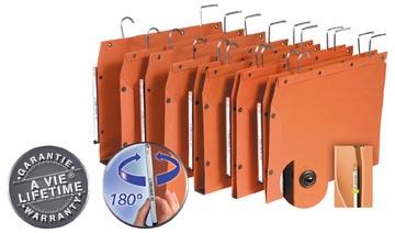 L'Oblique dossiers suspendus pour armoires TUB ft 330 x 250 mm, fond 30 mm