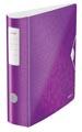 Leitz WOW classeur à levier Active, dos de 8,2 cm, violet