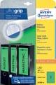 Avery Zweckform L4764-20 étiquettes pour classeurs à levier ft 19,2 x 3,8 cm (lxh), 140 étiquettes, vert